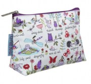 LK - Secret Garden Wash bag